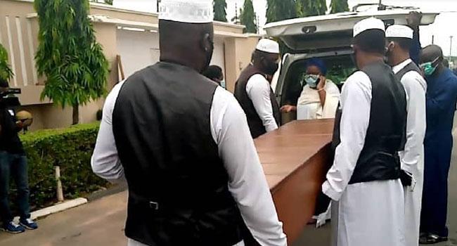 Ajimobi Finally Laid To Rest In Ibadan