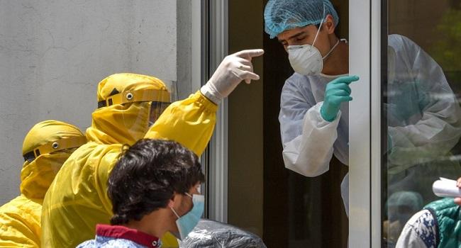Armenia Hospitals Overwhelmed As COVID-19 Cases Surge