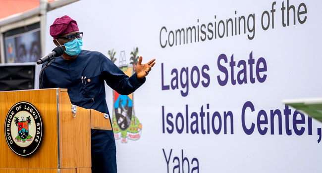 Lagos To Build Infectious Disease Research Centre