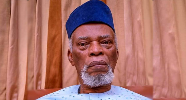 Former Old Ondo State Governor, Bamidele Olumilua Is Dead