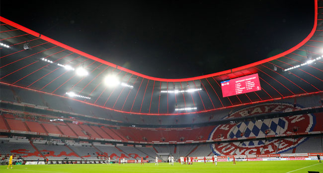 German Cup: Frankfurt Wear 'Black Lives Matter' Logo On Shirts