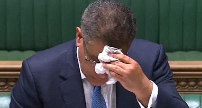 UK Minister's Illness Stirs Virtual Parliament Debate