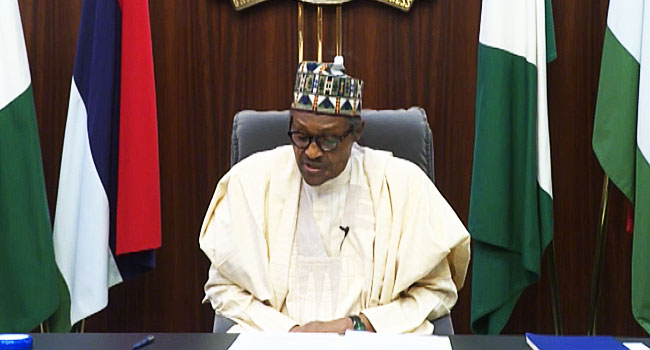 Buhari Reiterates Plans To Lift 100 Million Nigerians Out Of Poverty