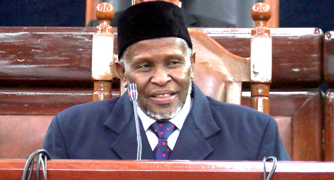 CJN Tanko Muhammad Tests Positive For COVID-19, Says Justice Saulawa
