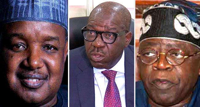 APC Governors Meet With Tinubu Over Edo Political Crisis
