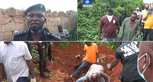 Edo Lawyer's Murder: Suspects Lead Police Team To Exhume Corpse