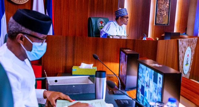 Buhari Chairs Third Virtual FEC Meeting