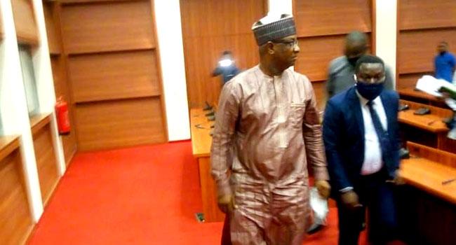[VIDEO] 774,000 Jobs: Drama As Senators Walk Keyamo Out Of Meeting