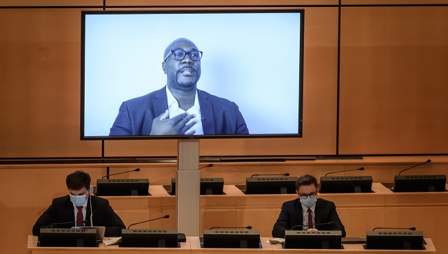 George Floyd's Brother Urges UN To Probe Police Killings Of Black Americans