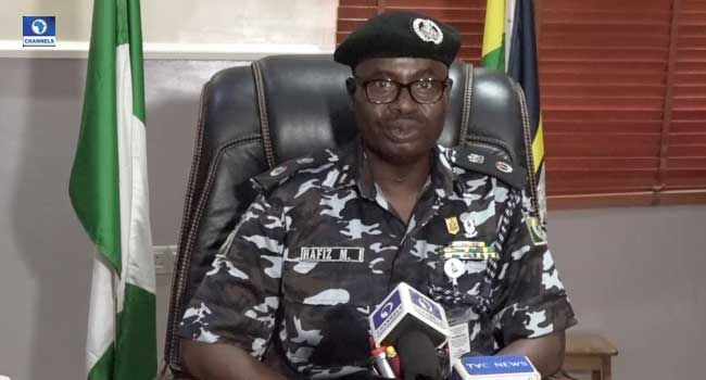 Weapons Uncovered In Delta Church, Says Police Commissioner