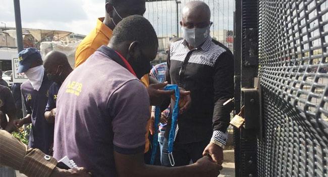 FG Shuts Jabi Mall Over Naira Marley's Concert