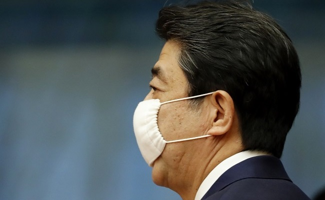 Resignation: Candidates Jostle To Become Abe's Successor As Japan PM
