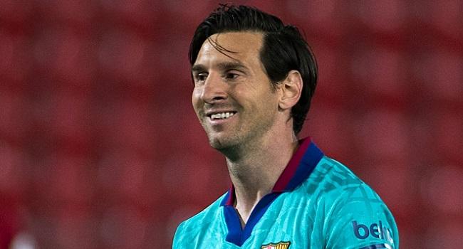 Messi Caps Barcelona Win Over Mallorca On La Liga Return
