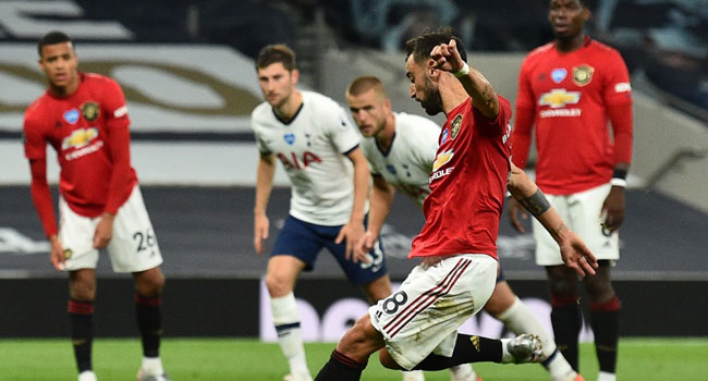 Bruno Fernandez Wins Manchester United Player Of The Year In Debut Season