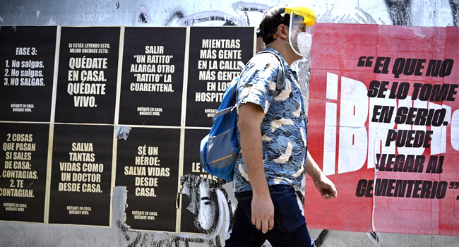 Single-Day COVID-19 Deaths In Mexico Exceed 1,000 For First Time