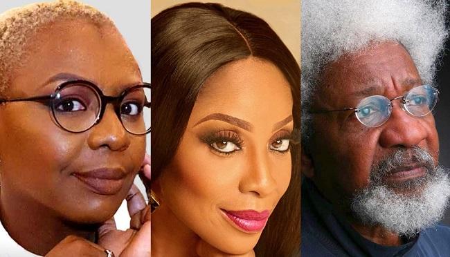 Netflix Partners Mo Abudu's EbonyLife Studios To Adapt Two Nigerian Literary Classics