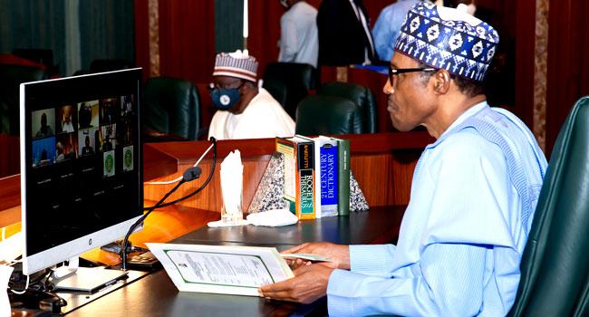 Adopting Eco Currency Should Be In Unison, Buhari Tells ECOWAS Leaders