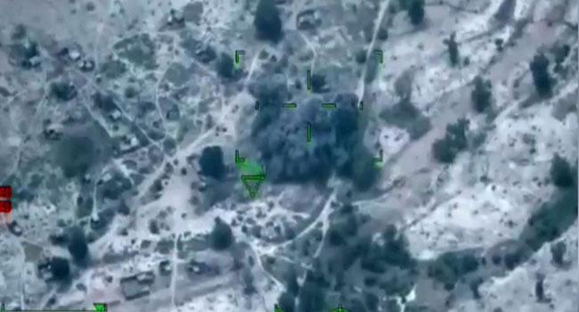 NAF Destroys Boko Haram Command Centre, Kills Terrorists In Sambisa