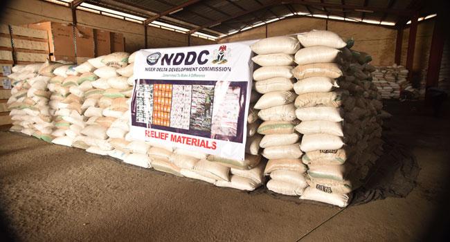 COVID-19: NDDC Distributes Medical Equipment, Relief Materials In Delta