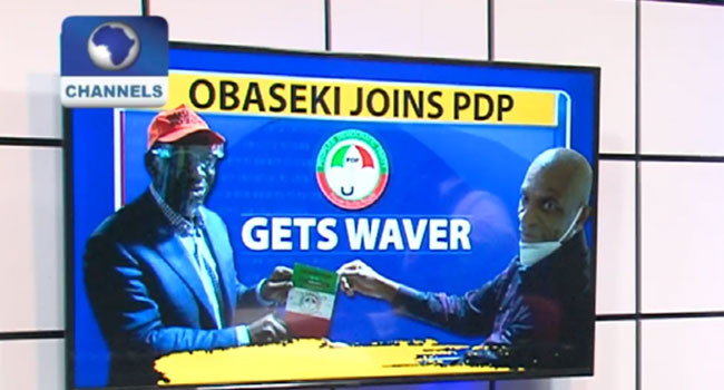 Edo Election: PDP Grants Obaseki, Deputy Waiver To Contest