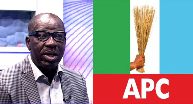 Edo APC Recommends Sack Of Obaseki, Others Over Alleged Anti-Party Activities