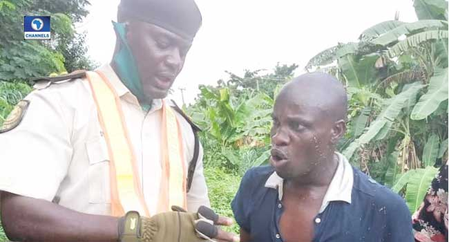 35-Year-Old Man Rescued From Committing Suicide In Ogun River