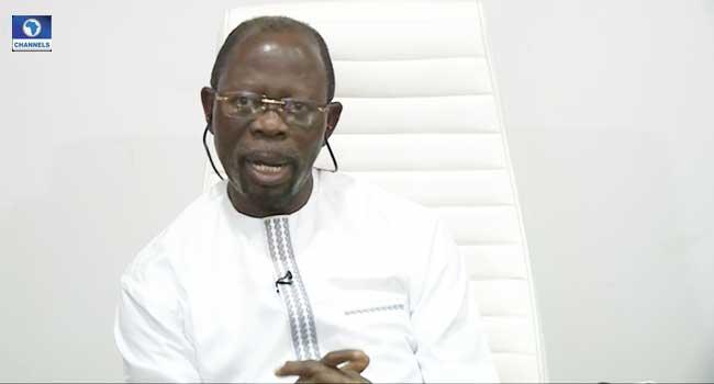 Oshiomhole Accepts Dissolution Of APC NWC, Pledges Loyalty To Buhari