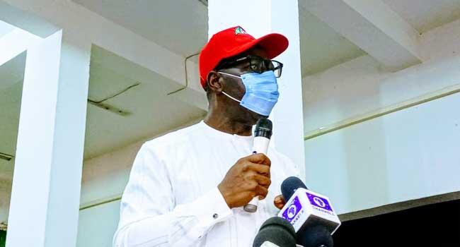 Edo Election: Obaseki Lists Achievement, Confident Of Violent-Free Poll