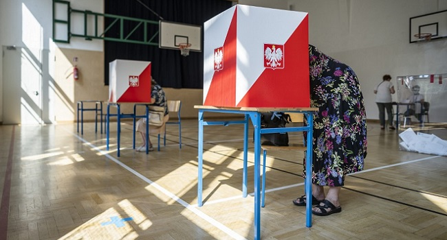 Polish Populists Tested As Country Votes