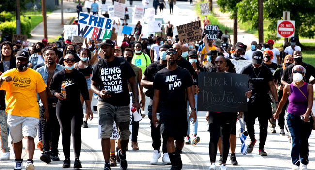 More Protests In US Over Police Killing Of Another Black Man