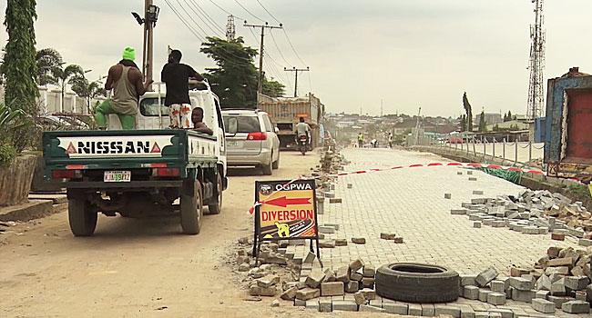 Ogun Officials Inspect Roads, Water Channels In Isheri