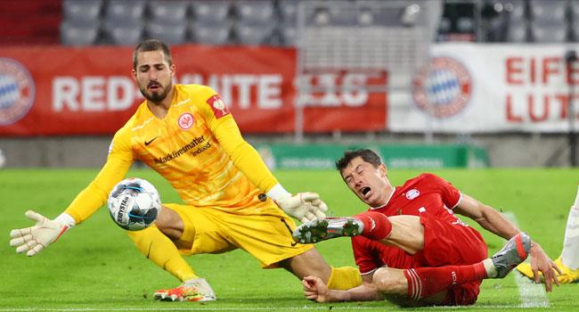 Lewandowski Fires Bayern Munich Into German Cup Final