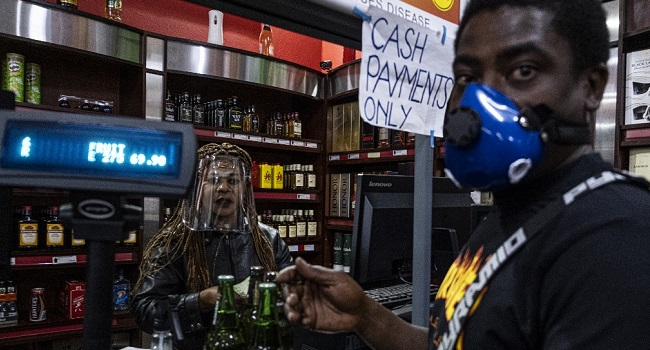 COVID-19: South Africans Rush to Liquor Stores As Booze Ban Lifts