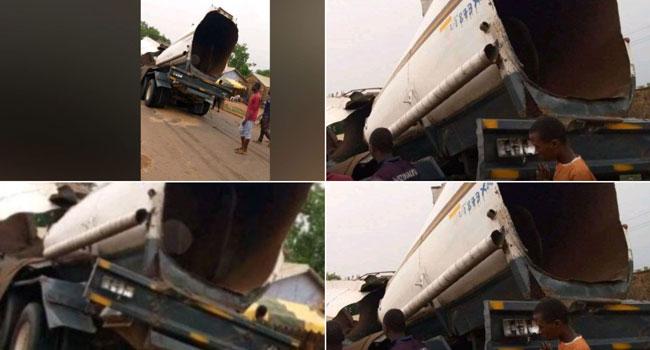 Tanker Explosion Kills TwoIn Bauchi