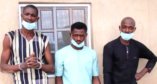 Police Arrest Three Brothers Over Kidnap, Murder Of Woman In Abuja