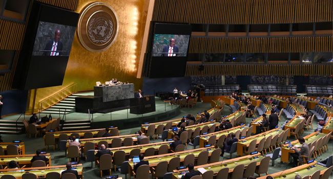 COVID-19: UN General Assembly To Hold First Virtual Meeting