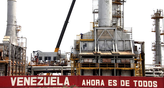 Venezuela's Oil Production Sinks To Lowest Output In 77 Years