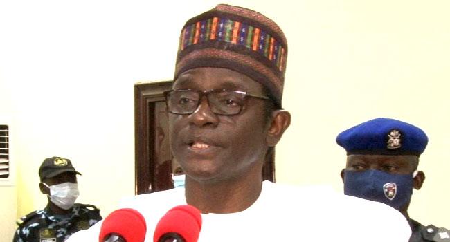 HAPPENING NOW: APC Caretaker Committee Holds Meeting