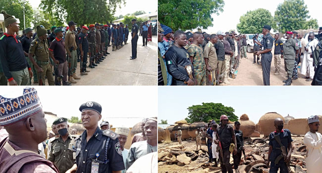 Zamfara Attacks: Two Units Of Joint Security Operatives Deployed To Secure Villages