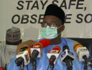Bauchi State Governor, Bala Mohammed addressed the press on June 10, 2020