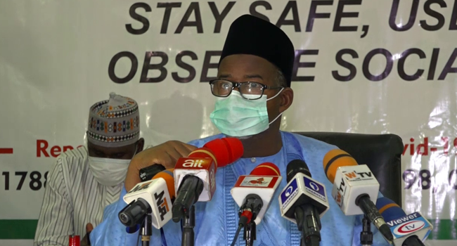 Fifteen COVID-19 Cases In Bauchi Came From Infection-Free Calabar – Gov. Mohammed