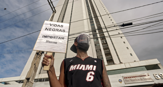 Black Boy Falls From Ninth Story Building In Brazil, Sparks Racism Protest
