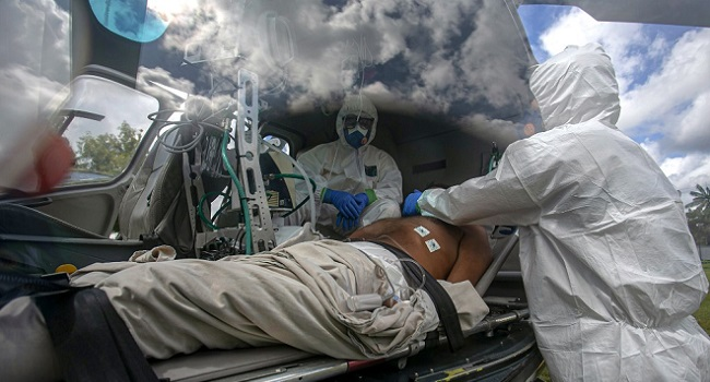 Brazil accused of manipulating coronavirus toll