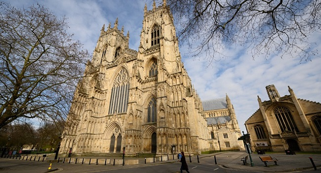 Britain To Reopen Places Of Worship On June 15