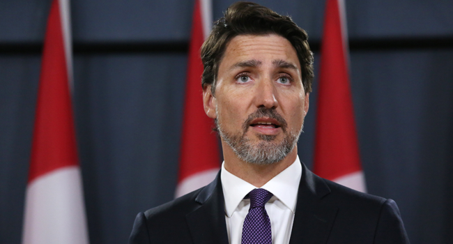 Trudeau Frustrated By Slow Vaccines Rollout