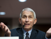 Dr. Anthony Fauci, director of the National Institute of Allergy and Infectious Diseases, speaks during a Senate Health, Education, Labor and Pensions Committee hearing on June 30, 2020 in Washington, DC. Al Drago - Pool/Getty Images/AFP