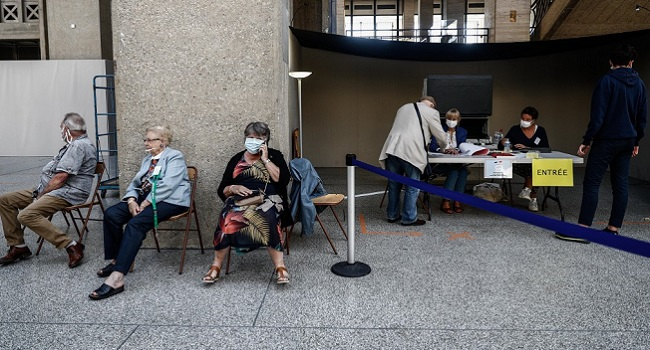 Low Turnout Expected As France Votes In Local Polls