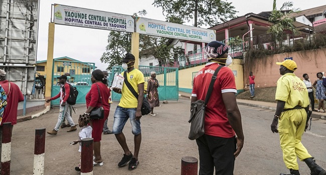 Cameroon Government Under Fire As COVID-19 Tally Rises