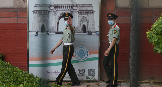 India Says 20 Of Its Soldiers Killed In Border Clash With China