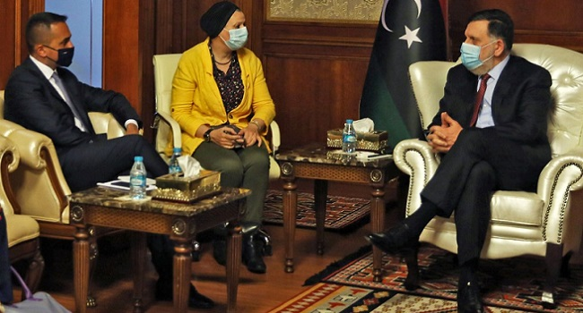 Libyan Unity Government Chief Says He Is Ready To Step Down